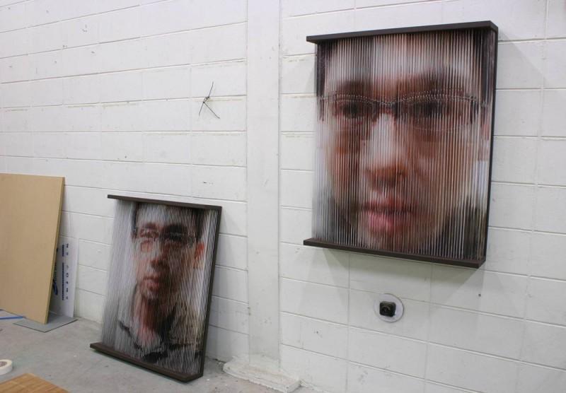 (2)string_portrait Young_eun studio 2006